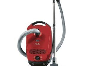 Miele Bagged Vacuum Cleaner Classic C1 Mango Red