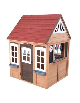 KidKraft Fairmeadow Wooden Playhouse