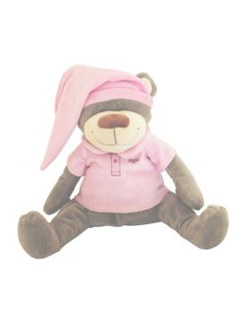 Babiage Doodoo Back-To-Sleep Baby Monitor Pink Bear Doodoo
