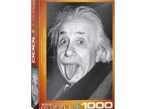 Eurographics Einstein Tongue 1000 Pcs Jigsaw Puzzle
