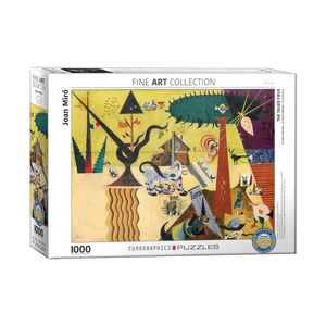 Eurographics The Tilled Field By Joan Miro 1000 Pcs Jigsaw Puzzle