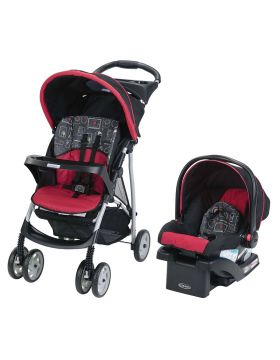 Graco Literider Click Connect Travel System Chalk Art