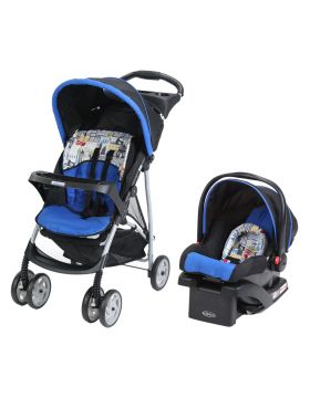 Graco Literider Click Connect Travel System Tripster