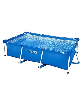 Intex Rectangular Frame Pool - 220 X 150 X 60 CM