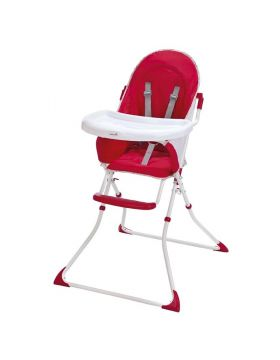 Safety 1st Kanji High Chair Red Lines