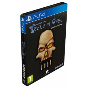 PS4 Tower Of Guns Steelbook Edition Game