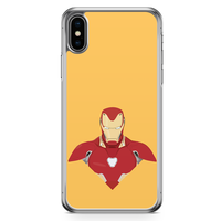 Loud Universe-Jarvis iPhone XS Max Case Transparent ...