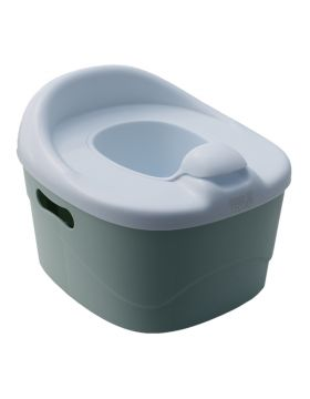 Diaper Champ Potty Light Green
