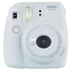 Fujifilm INSTAX Mini 9 Instant Film Camera Smoky White