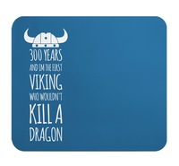 Loud Universe - Mouse Pad Rectangular Viking How To ...