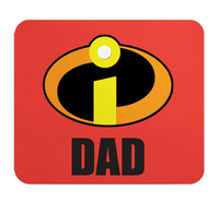 Loud Universe - Mouse Pad Rectangular Dad Gift Best ...