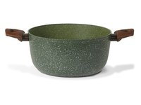 TVS - Natura Induction Casserole with Lid 28 cm...