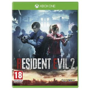 Xbox One Resident Evil 2 Standard Edition Game