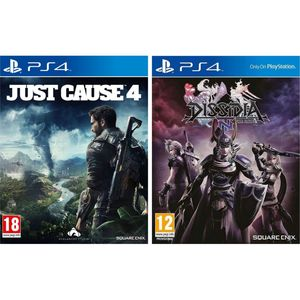 Just Cause 4 + Dissidia Final Fantasy [Bundle]