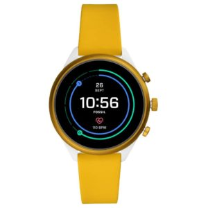 Fossil Sport Smartwatch Silicone For Women