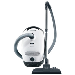Miele Bagged Vacuum Cleaner Classic C1 Allergy Lotus White