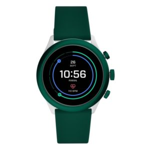 Fossil Sport Smartwatch Silicone For Men