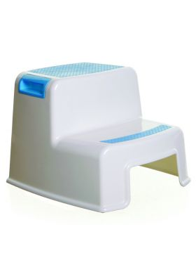 Dreambaby 2-Up Step Stool Blue