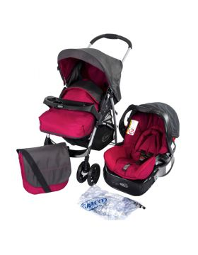 Graco BK Travel System Candy Rock