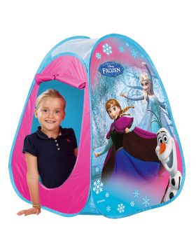 Frozen John Pop Up Play Tent Display Box Blue