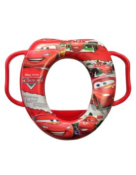 Keeeper Cars Soft Toilet Seat Red