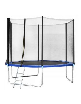 Myts Kids Trampoline Round 10 Feet for outdoor