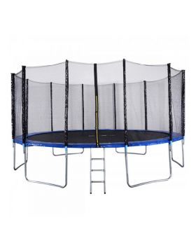 Myts Kids Trampoline Round 14 Feet for outdoor
