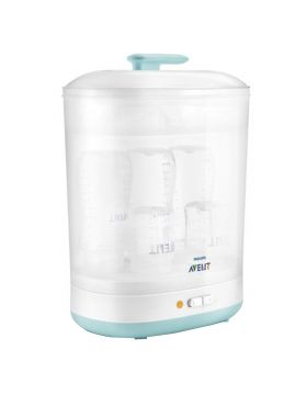 Philips Avent 2 In 1 Electric Steam Steriliser White