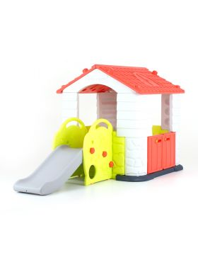 Kukutoys Edu Play House 3 House & Slide