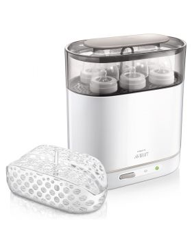Philips Avent Electric Sterilizer 4 In 1 White