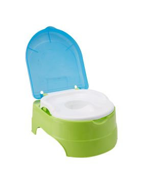 Summer Infants My Fun Potty Boy Green