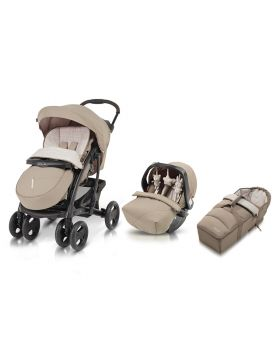 Graco Quattro Deluxe Travel System Bear And Friends