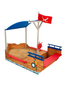 KidKraft Pirate Sandboat