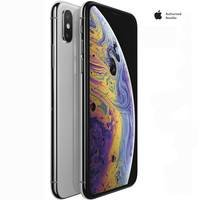 Apple iPhone XS Max 64GB Silver + (Free 1 Year Apple...