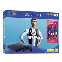 Sony PS4 1TB Slim Console+ FIFA 19 Bundle...