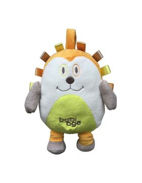 Babiage Doodoo Back-To-Sleep Baby Monitor Hedgehog Green Doodoo