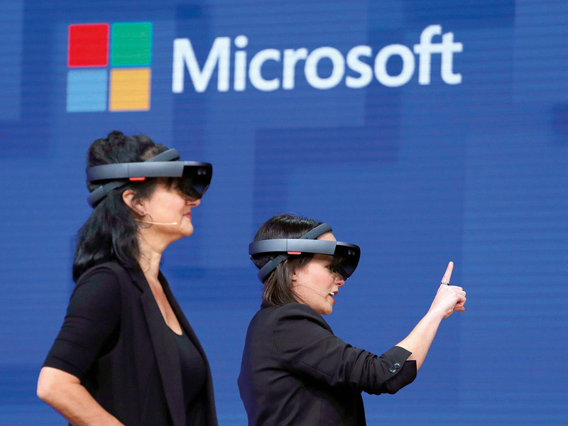 Microsoft's market value catches up with Apple