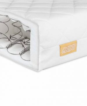 Essential Spring Cotbed Mattress