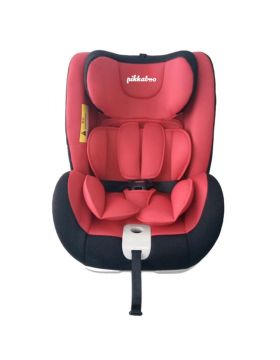 Pikkaboo CherrySpin All Age Rotating Isofix Car Seat Red