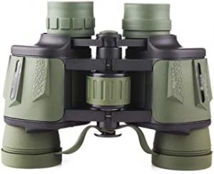 D-YYBB High Quality Binoculars 8X40 Professional Telescope Clear Night Vision Waterproof Binoculars