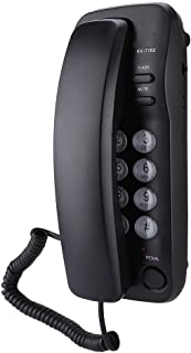 ASHATA Wall Mount Landline Telephone