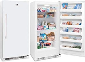 White Westing-house 617 Liters Gross capacity
