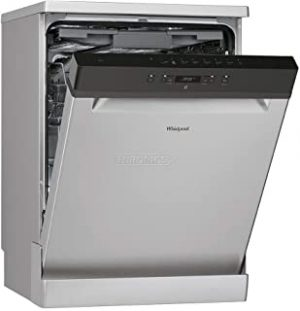 Whirlpool Dishwasher - Silver