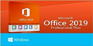 Window 10 Professional + Office Pro Plus 2019 32/64 BiT