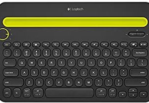 Logitech K480 Wireless Multi-Device Keyboard for Windows