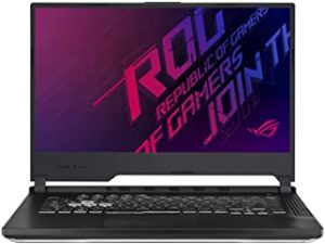 Asus ROG STRIX G G731GT-AU058T-STRIX G Gaming Laptop (Black) - Intel i7-9750H 4.5 GHz