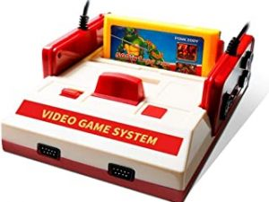 Household TV Game Console With 2 Gamepad Retro Game Console Built-in 121 + 500 Classic Games TV Output Arcade Game Machine