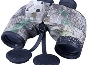 STWYJ Binoculars waterproof ranging military standard compass coordinates non-infrared high-definition high-power night vision glasses