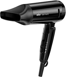 Braun Satin Hair 3 HD350 Hair Dryer Multivoltage With Ionic Function