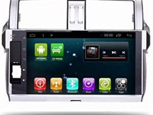 Android 8.1 IPS Car Radio GPS Stereo Navi for Toyota Prado 150 2014+ Head Unit In Dash Multimedia Video Player with Bluetooth WiFi BT Navigation (Android 8.1 1+16G Prado 150 2014+)